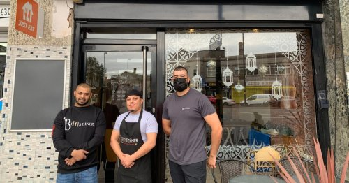 How TikTok mystery diner helped save city restaurant £50k in debt