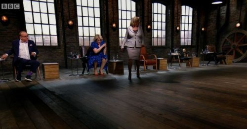 Dragons Den star Deborah Meaden storms off set over Peter Jones' actions