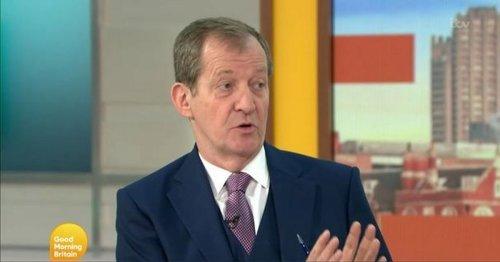 GMB hit by Ofcom complaints over Alastair Campbell's Boris Johnson rant