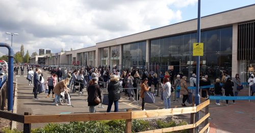 """Primark """"thrilled"""" with response to new store"""