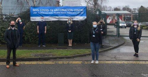 'Incredible achievement' as vaccine milestone reached in Tamworth