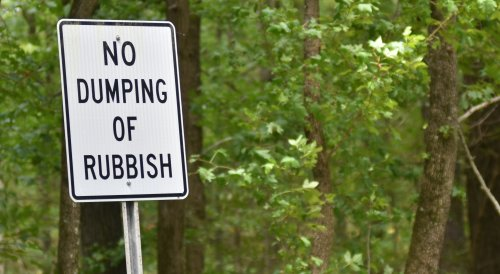 Jefferson County Commissioners Look for Ways to Stop Illegal Dumping