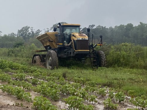 Farmers Prefer Too Much Rain to Too Little but Say Enough's Enough as They Watch Crops Drown