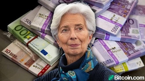 The Global Economy Comes Before Savers: ECB President Christine Lagarde Defends Negative Interest Rates