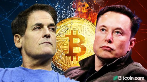 Mark Cuban to Elon Musk: Accepting Bitcoin Will Actually Benefit the Environment – Featured Bitcoin News