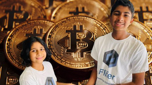 14- and 9-Year-Old Brother and Sister Duo Rake in $30K a Month Mining Crypto With Renewable Energy – Mining Bitcoin News
