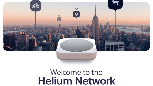 Helium Hotspot Miner - Mining With Helium Bar – Press release Bitcoin News