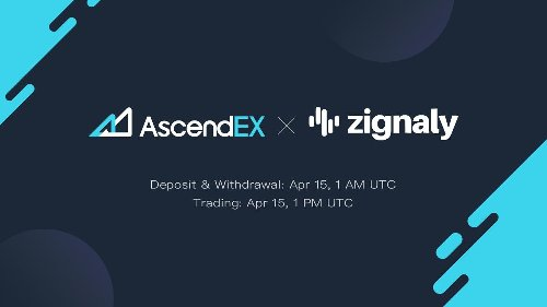 Zignaly Lists on AscendEX