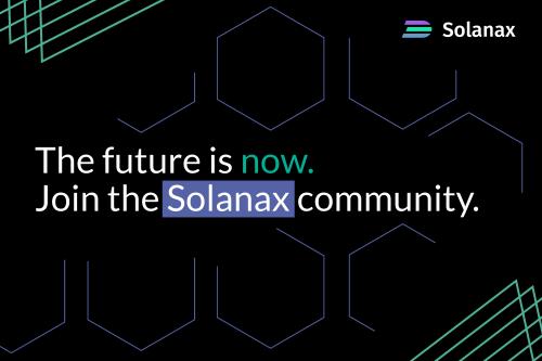 How Solana Blockchain-Based Automated Market Maker (AMM) Solanax Is Set to Revolutionizing the Crypto World!