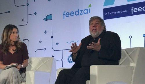 Money20/20: Wozniak Thinks Bitcoin Is Better Than Gold