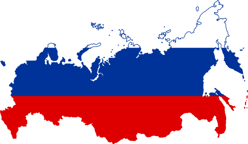 Russia blocked websites and apps.