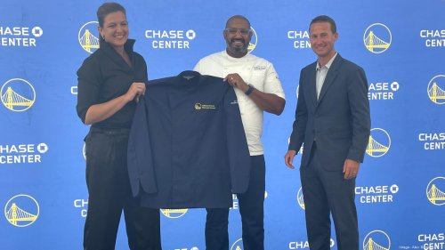 Golden State Warriors tap new culinary director for Chase Center: Here's what's cooking - San Francisco Business Times
