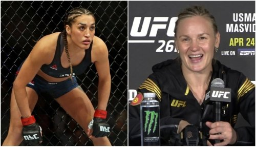 Tatiana Suarez: 'I'm open to Valentina Shevchenko trying to grapple with me'