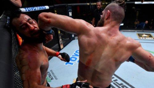Pros react after Jiri Prochazka KO's Dominick Reyes at UFC Vegas 25