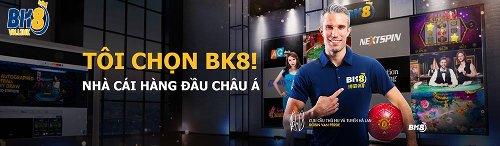 BK8 - Nhà cái hàng đầu châu Á cover image