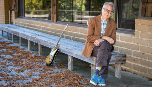 Gentle guitar giant: Bill Frisell is still learning - Brooklyn Magazine