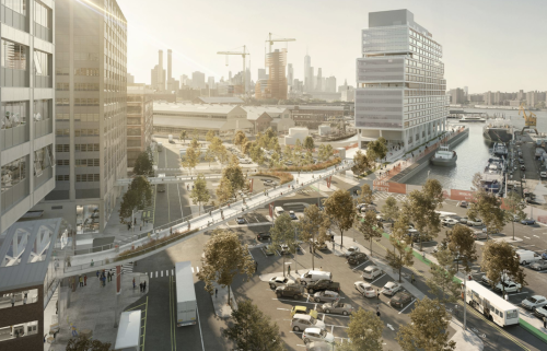 Proposed Brooklyn Navy Yard rezoning would include a gym, museum, more