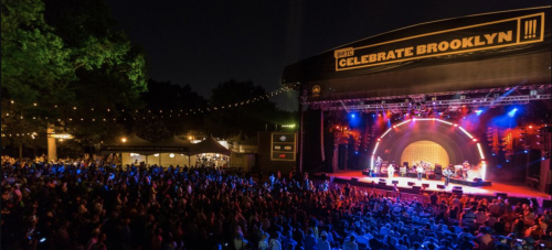 Celebrate Brooklyn! announces its in-person return this July
