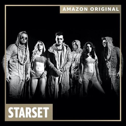 STARSET Releases Amazon Original Cover Of LED ZEPPELIN's 'Kashmir'