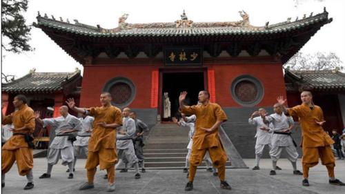 Shaolin Temple– Cradle of Kung Fu (Wu Shu)