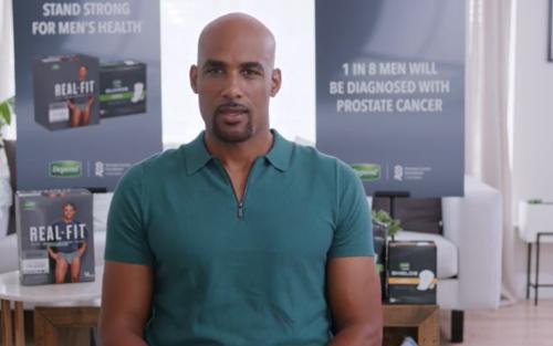 Boris Kodjoe Takes on Battle Against Prostate Cancer