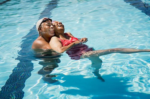 Your Best Workout Is Waiting For You At The Pool
