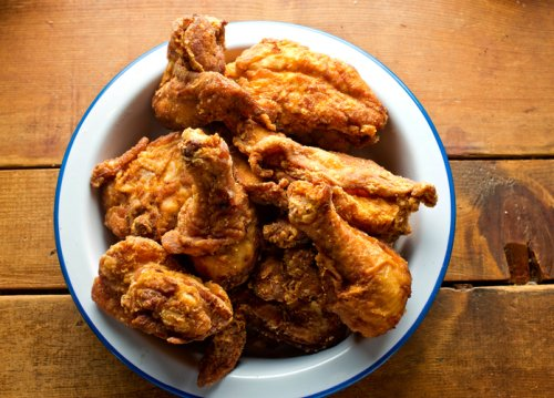 Healthy Fried Chicken Without Frying or Oil | BlackDoctor.org - Where Wellness & Culture Connect