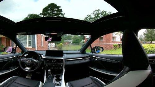2021 Lexus RX 350 AWD F Sport Interior 360 Video