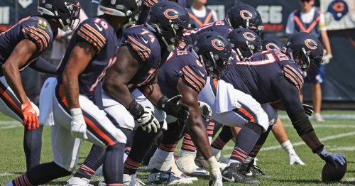 Surprise! The Early Returns on the Bears' Offensive Line are Really Good