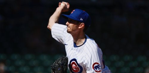 Davies Big Improvements, Bullpen Availability, Another No-Hitter, and Other Cubs Bullets