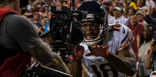 The Need For Receiver Help, Najee Dunks on McShay, Gabriel Got it Done, and Other Bears Bullets