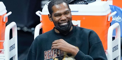 Kevin Durant Has a Crush on the Bulls