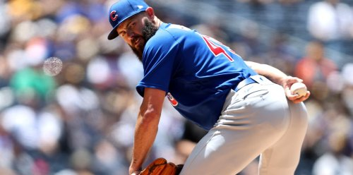 Jake Arrieta Bounced Way Back Yesterday, and Adjusted as the Game Went On