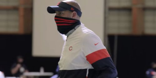 Will Matt Nagy Give Up Play-Calling Again? It's a Possibility
