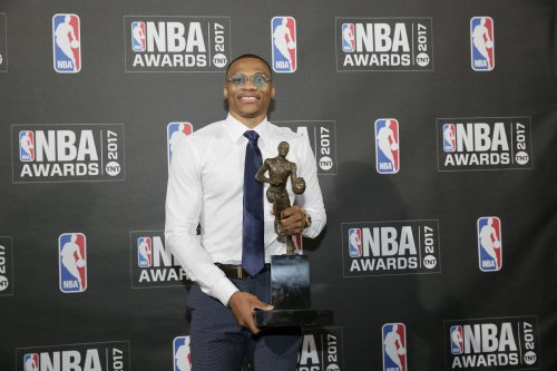 Draymond Green: Russell Westbrook Earned 2017 MVP by Carrying 'Horses--t' Thunder