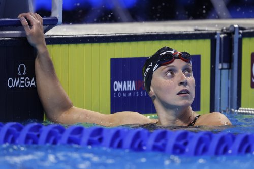 Katie Ledecky Dominates 800M Freestyle Final, Qualifies for Tokyo Olympics