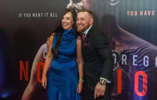 Conor McGregor Announces Fiancee Dee Devlin Gave Birth to Son Rian, Their 3rd Child