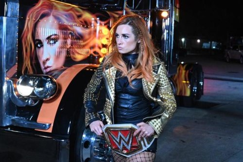 WWE Rumors: Becky Lynch Spotted at Performance Center Ahead of Return to Action