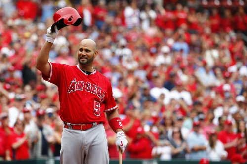 MLB Rumors: Albert Pujols Drawing Interest from Cardinals After Angels Release
