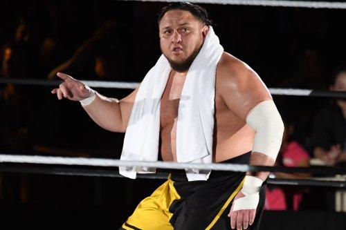 Samoa Joe Rejects William Regal's GM Proposal in Return to WWE NXT