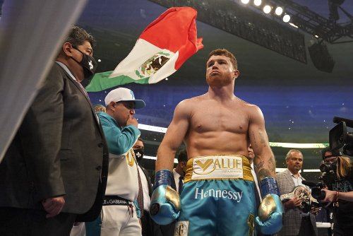 Canelo Alvarez, Caleb Plant Reportedly Nearing Agreement for Sept. 18 Title Fight