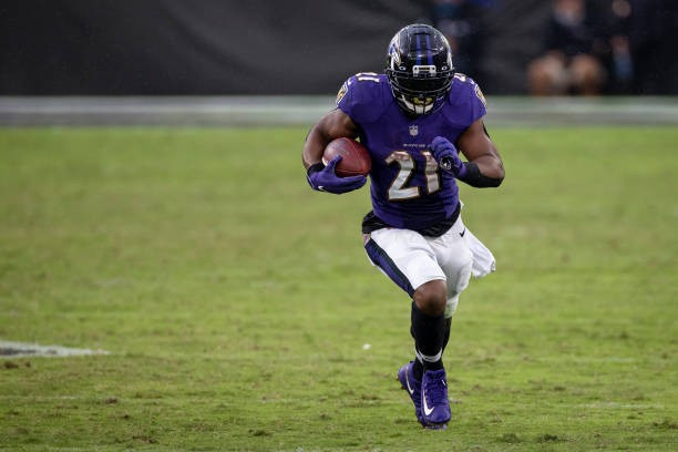 Ravens' Mark Ingram Reportedly Won't Play vs. Bills; 'Business Decision' by Baltimore