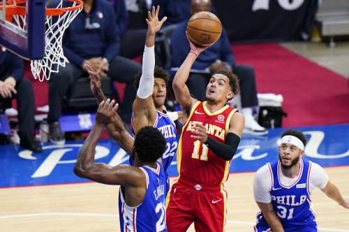 Trae Young, Hawks Erase 26-Point Deficit to Beat Joel Embiid, 76ers in Game 5