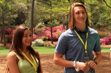 Trevor Lawrence, Girlfriend Marissa Mowry Get Married in South Carolina