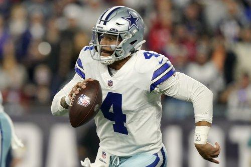 Jerry Jones: Dak Prescott Calf Injury 'A Little' Concerning If Cowboys Played Week 7