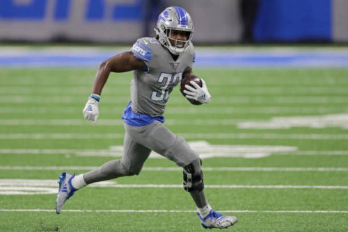 Lions Rumors: Kerryon Johnson Waived by Detroit After 2021 NFL Draft