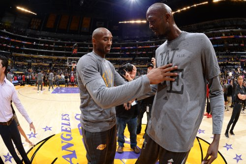 Kevin Garnett: Kobe Bryant Not Being at Hall of Fame Ceremony Will Be Super Emotional