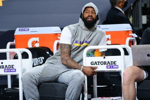 Lakers' Markieff Morris Apologizes for 'Misunderstanding' over Chris Paul Injury