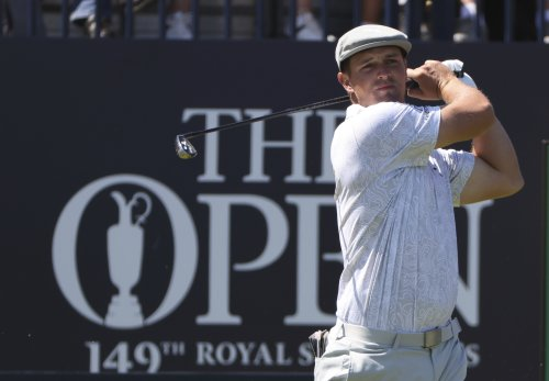 Bryson DeChambeau Won't Golf for Team USA at Olympics After Positive COVID-19 Test