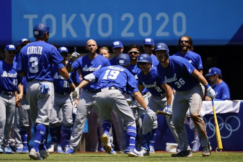 Olympic Baseball 2021: Israel Earns 1st Win, Eliminates Mexico from Tokyo Games